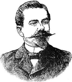 affiche Augustin Cabanès