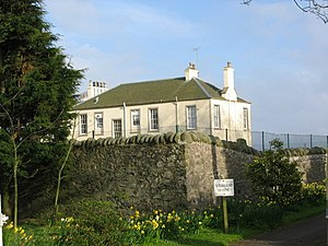 Auldhame & Scoughall - Image: Auldhame House geograph.org.uk 921212