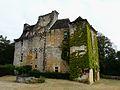 Auriac-du-Périgord Faye château vue SSE.JPG