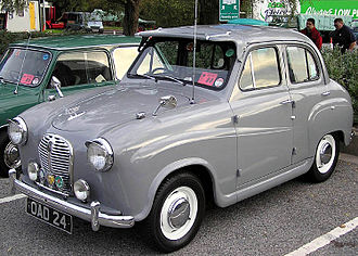 Austin Motor Company - 1954 A30