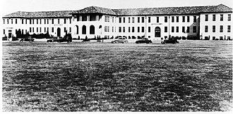 Maxwell Air Force Base - Austin Hall was built in 1931 to serve as the Air Corps Tactical School's main building.