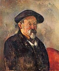 Autoportrait au béret (Self-Portrait with a Beret)