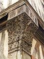 Auxerre-Rue de la Fécauderie-Poteau cornier sculpté (fin du XVe s.) (2).jpg