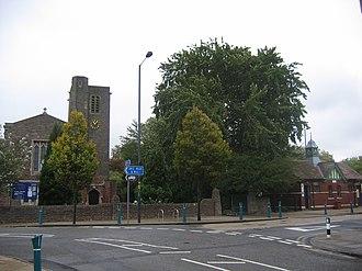 Avonmouth - Image: Avonmouth St Andrew