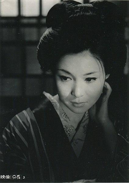 File:Ayako Wakao.1966.jpg