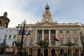 Torcuato Benjumeda - Image: Ayuntamiento 145