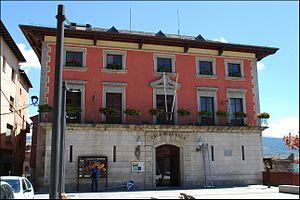 Puigcerdà - Casa de la Vila, the city hall