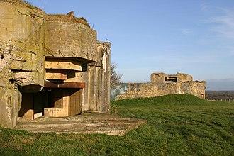 Azeville - Azeville bunker