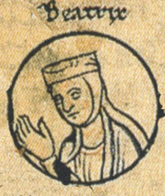 Beatrice of France - Beatrice of France in the Chronica regia Coloniensis