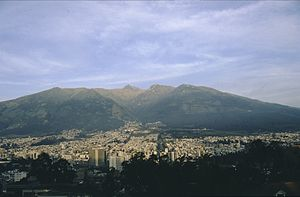 Rucu Pichincha und die Zona Norte in Quito