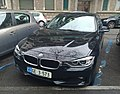 BMW Série 3 Swiss diplomatic plate (Russia) (26023352037).jpg