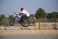BMX Rider In Iran- Qom city- Alavi Park 20.jpg