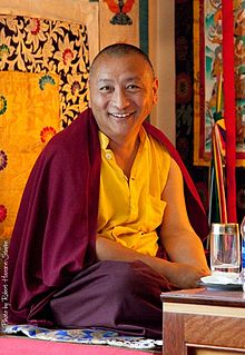 Third Bardor Tulku Rinpoche Tibetan religious leader
