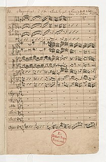 Magnificat (Bach) Musical composition by Johann Sebastian Bach