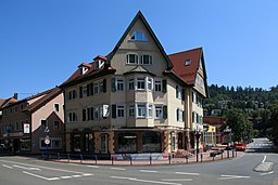 Wilhelmstraße in Bad Liebenzell