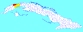 Bahía Honda (Cuban municipal map).png