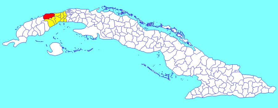 Bahía Honda, Cuba