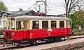 Bahnhof Bürmoos - Nostalgie-Waggon (3).jpg