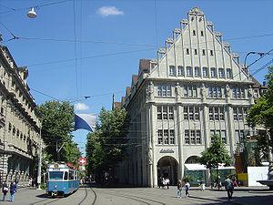 Bahnhofstrasse Grieder