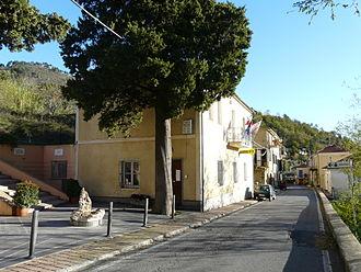Balestrino - Image: Balestrino municipio