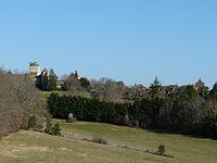 Baneuil village.JPG