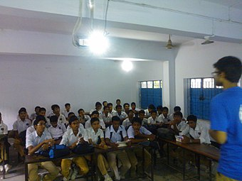 Bangla Wikipedia School Program at Rajshahi Collegiate School (10).jpg