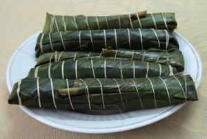 Bánh tẻ - Image: Banh te My Duc