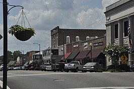 Bankhead Street in New Albany, Mississippi's downtown business and historic district 05.jpg