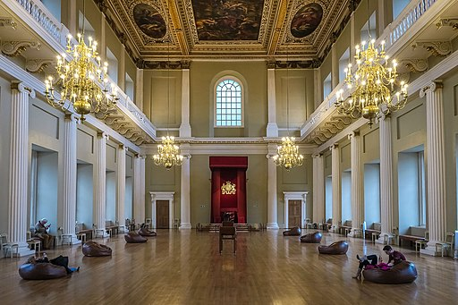 Banqueting House Interior