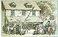Barber's Shop, Alresford (caricature) RMG PW4961.jpg