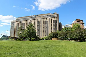 Washington University School of Medicine - Barnes-Jewish Hospital, which is affiliated with the Medical School