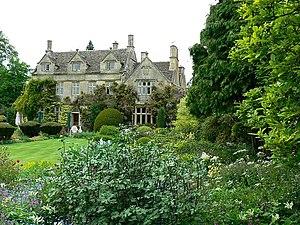 Rosemary Verey - Barnsley House, Rosemary Verey own house
