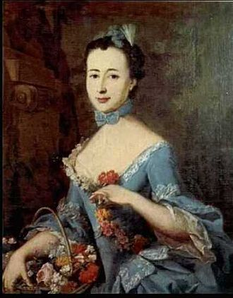 Frederika Charlotte Riedesel - Image: Baroness Riedesel