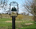 Bartlow village sign - geograph.org.uk - 745072.jpg