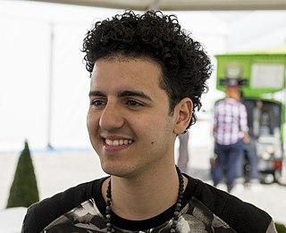 Basim (singer) Danish singer and songwriter