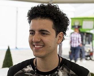 Basim (singer) - Basim (2014)