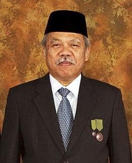 Basuki Hadimuljono Indonesian minister
