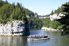 Lac des brenets wikip dia - Office du tourisme clairvaux les lacs ...