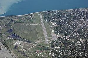 Batumi International Airport - Image: Batumi Airport Karakas 2