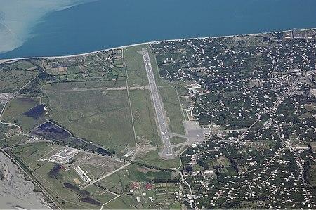 Lapangan Terbang Antarabangsa Batumi