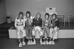 Bay City Rollers (Schiphol, 1976)