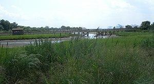 Hackensack RiverWalk - Rutkowski Park walkway