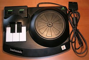 Beatmania (European video game) - Beatmania Controller for PlayStation