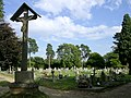 Beaulieu Cemetery, New Forest - geograph.org.uk - 36415.jpg