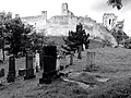 Beckov Cemetery And Castle (188008029).jpeg