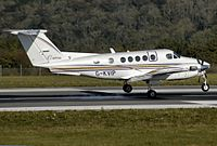 G-KVIP - BE20 - Capital Air Charter