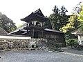 Bell tower of Yomeiji Temple.jpg