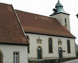 Belm - Image: Belm Christuskirche