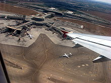 Ben Gurion International Airport is the main entry point for most visitors to Israel.