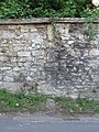 Benchmark on the join - geograph.org.uk - 2439156.jpg